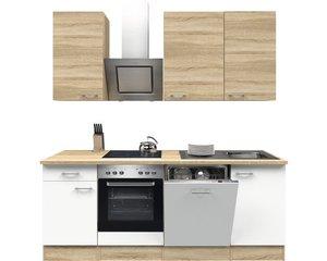 Keukenblok 220 cm