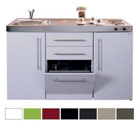 11- 150 cm met koelkast en vaatwasser