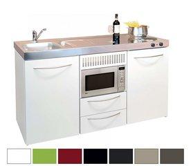 14 - 150 cm met koelkast en magnetron