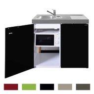 5- 100 cm met koelkast en losse magnetron