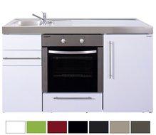 14 - 150 cm met koelkast en oven
