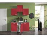 Kitchenette Imola Rood 150cm  HRG-43891_