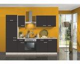 Keuken Faro Antraciet 270cm OPTI-1199_