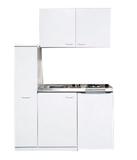 Kitchenette Wit 130cm  KIT-383_