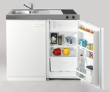 Pantry keuken 100cm x 60cm met keramische kookplaat RAI-5643_