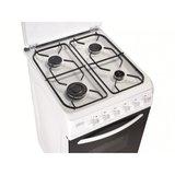 Vrijstaand fornous met gas kookplaat en oven EH4-50 EOA RAI-433_