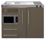 MPM 120 A Bruin met koelkast, apothekerskast en magnetron RAI-9542_