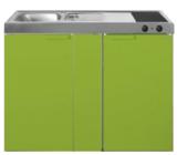 MK 120B Groen met koelkast  RAI-95390_