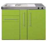 MP 120A Groen met apothekers la en koelkast RAI-9513_