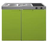 MK 90 Groen met koelkast  RAI-9511_