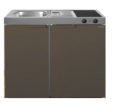 MK 90 Bruin met koelkast  RAI-9513_