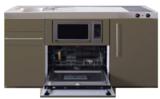 MPGSM 150 Bruin met vaatwasser, koelkast en magnetron RAI-923_