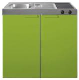 MK 100 Groen met koelkast  RAI-9524_