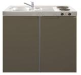 MK 100 Bruin met koelkast  RAI-9528_