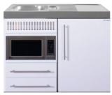 MPM 100 Wit met koelkast en magnetron RAI-9514_