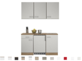 Kitchenette Sonoma oak 150 cm HRG-3399_