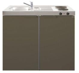 MK 100 Bruin met koelkast  RAI-9528