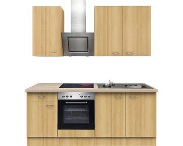 Keuken Beuken 210 cm HRG-799