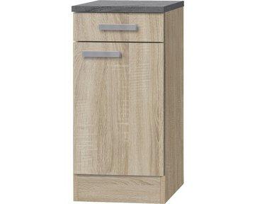 Kabinet Napels acacia-Decor (BxHxD) 40,0x84,8x60,0 cm HRG-980