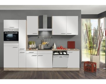 Keuken Dakar Wit 300cm HRG-21899