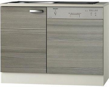 Keukenblok incl vaatwasser 110cm    HRG-1144