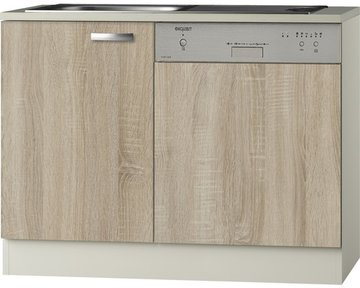 Keukenblok incl Vaatwasser 110cm  HRG-1165