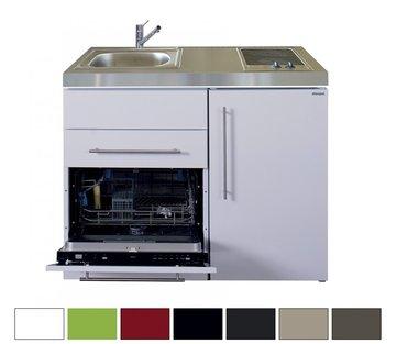 MPGS 110 Wit met vaatwasser en koelkast RAI-9521