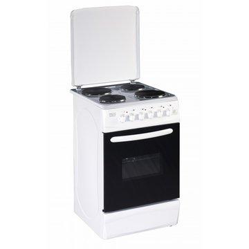 Vrijstaand fornous met electrisch kookplaat en oven EH4-50 GA RAI-432