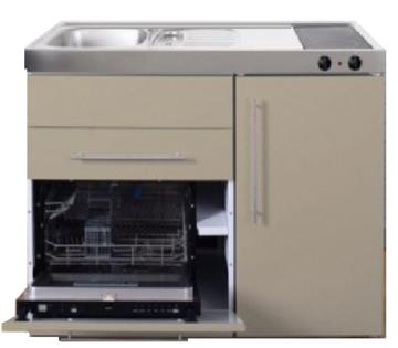 MPGS 120 Zand met vaatwasser en koelkast RAI-9595