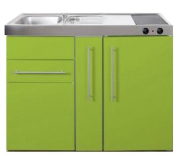 MP 120A Groen met apothekers la en koelkast RAI-9513