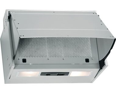 Afzuigkap EEK E Gorenje Zilver HRG-172