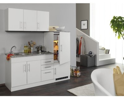Kitchenette Toronto White 180cm HRG-6649