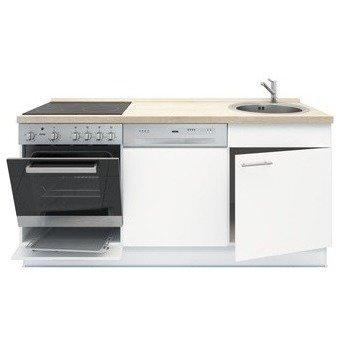 Keukenblok wit 180cm RAI-1099