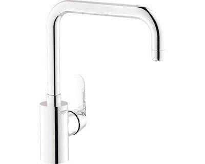 Design Keuken Mengkraan Chrome HRG-170