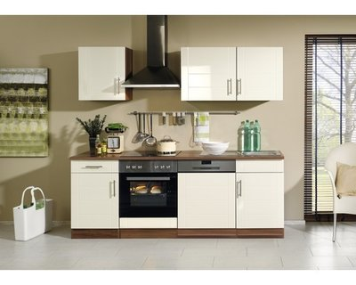 Kitchenette Nevada Créme 220cm HRG-11289