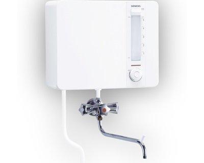 Siemens  Wand Boiler incl mengkraan BK 20.100 incl. Armature P5-20461