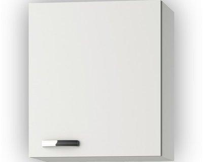 Wandkast Lagos White Glans (BxHxD) 50 x 57,6 x 34,6 cm OPTI-30