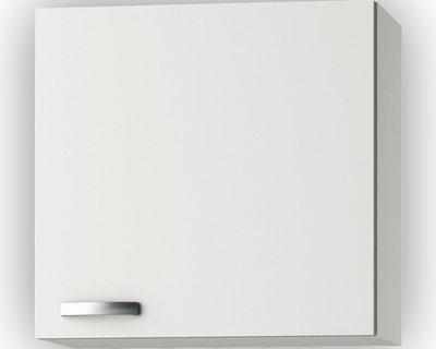 Wandkast Lagos White Glans (BxHxD) 60 x 57,6 x 34,6 cm OPTI-141