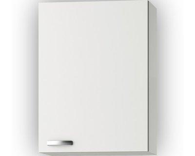 Wandkast Lagos White Glans (BxHxD) 60 x 89,6 x 34,6 cm OPTI-41