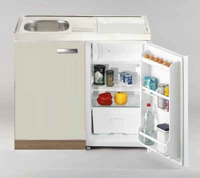 Keukenblok Creme 100cm RAI-5269