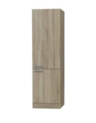 Hoge kast Napels acacia-Decor (BxHxD) 60,0x206,8x57,1 cm OPTI-88
