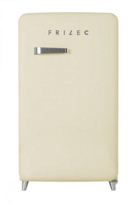 Vrijstaand koelkast 168-9A++ Cream
