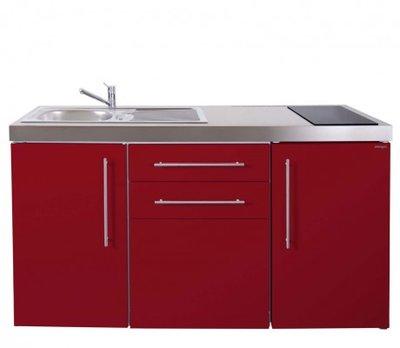 MP 160 Rood met koelkast RAI-994