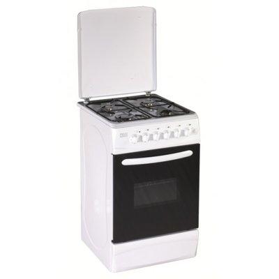 Vrijstaand fornous met gas kookplaat en oven EH4-50 EOA RAI-433