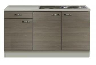 Keukenblok 150 grjs-bruin RAI-351