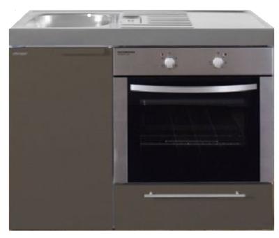 MKB 100 Bruin met  oven RAI-9542