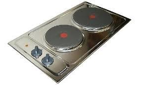 2-pit Elektrisch kookplaat  HRG-240