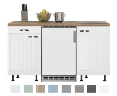 Keukenblok 150 Karat Klassiek incl koelkast en kookplaat RAI-913