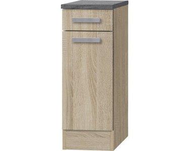 Kabinet Napels acacia-Decor (BxHxD) 30,0 cm x84,8x60,0 HRG-165