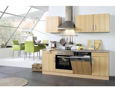 Keuken Beuken 220cm HRG-21289